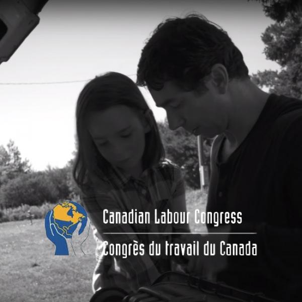 Canadian Labour Congress 'Asbestos'