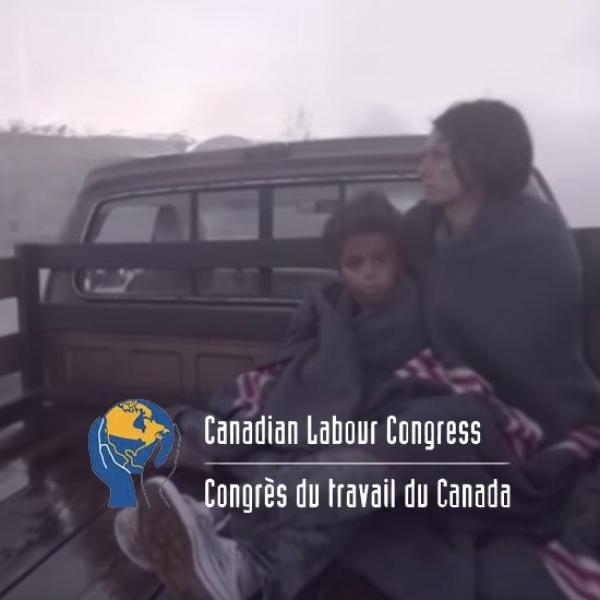 Canadian Labour Congress 360º 'Refugee' video